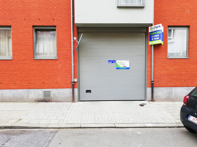 Comensia's parking BePark provided